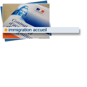 Immigration accueil