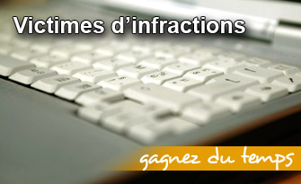 Victimes d'infractions